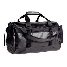 Sports Bag - Black - $49.95 - H&M