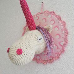 Fée du tricot: Le trophée licorne ♥