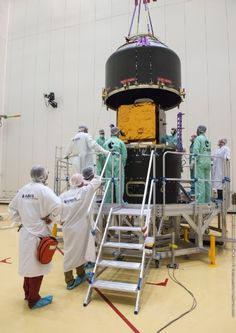 PerúSAT-1 is Peru's first satellite  	Preparations complete for satellite launch…