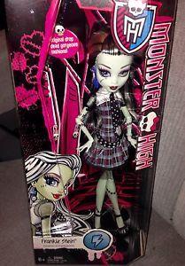 Monster High Favorites Frankie Stein New in Hand Doll   eBay