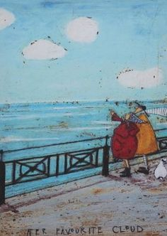 Sam Toft Cloud Canvas from Next