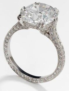 Custom engagement rings are among the foremost stunning selections for a special engagement surprise as a result of their custom created g. Engagement Ring Images, Dream Engagement Rings, Premier Designs Jewelry, Jewelry Design, Silver Claddagh Ring, Love Ring, Diamond Are A Girls Best Friend, Beautiful Rings, Diamond Rings