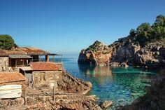 A special place close to my heart. Cala de Deia - Majorca.