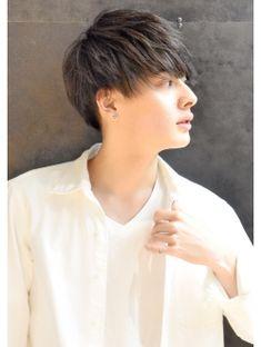 さらマッシュナチュラルツーブロック刈り上げネープレスショート Japanese Hairstyle, S Man, Haircuts For Men, Hair Designs, Salons, Hair Cuts, Hair Styles, Inspiration, Men's Hair