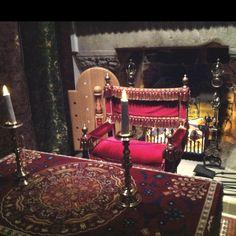 James V of Scotland's Throne Chair