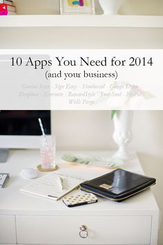 10 Apps You Need for Love EverNote, and use my Wells Fargo all the time (send roomie bill money, mobile deposits, etc.) Going to check out the others Business Advice, Business Planning, Blogging, Business Organization, Apps, Creative Business, Craft Business, Business Marketing, Media Marketing