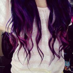 Purple & Pink!