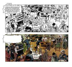 Et Si La France 3 Page 2 Panel 1 by Jovan-Ukropina on DeviantArt