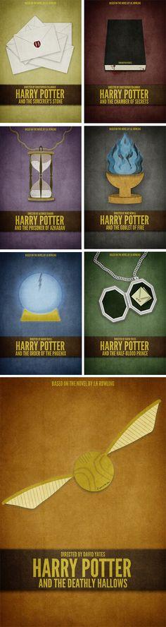 Harry Potter - Brock Weaver