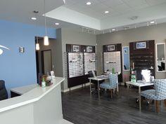 Image Result For Modern Optometry Office Design