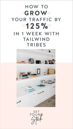 How To Grow Your Traffic With Tailwind Tribes Business Marketing, Online Marketing, Social Media Marketing, Business Coaching, Content Marketing, Affiliate Marketing, Digital Marketing, Tips Instagram, Online Shops