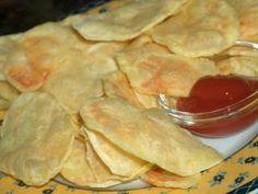 Batatas fritas no microondas, Receita Petitchef