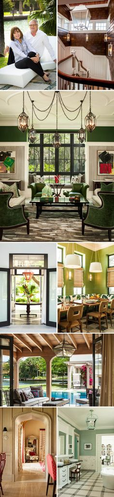 The Urban Electric Company - The Blog - Eye on Design with Bill and Phyllis Taylor of Taylor & TaylorInc.