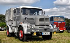 Krupp - My old classic car collection Old Classic Cars, Classic Trucks, Busses, Commercial Vehicle, Old Cars, Motor Car, Volkswagen, Porsche, German