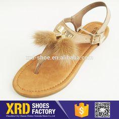 women shoes 2017/latest ladies sandal design /leather sandals