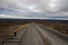 Summer road in Utsjoki, Finnish Lapland. Photo by Ilkka Mukkala Filming Locations, Arctic, Finland, Wilderness, Transportation, Country Roads, Vacation, Summer, Vacations