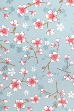 PiP Studio Cherry Blossom Light Wallpaper