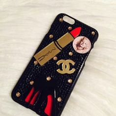 Follow @hunybee_cases_ @hunybee_cases_ @hunybee_cases_  For all the best blinged out custom phone cases and more!  prices varies by size of the phone.  waiting time is up to 2 weeks with the best customer service there is to offer @hunybee_cases_ will stay in contact with you throughout the making process!  Not only do she bling out phones but she blings out iPads  computer covers  lip balms  compact mirrors and many more  What are you waiting for follow her now! @hunybee_cases_
