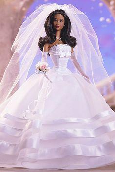 Our favorite wedding-day Barbies: Millennium Wedding Bride Barbie (2000)