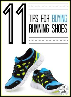 We're totally in love with Kara Goucher's tips for buying running shoes --- This gal knows her stuff! | Fit Bottomed Girla