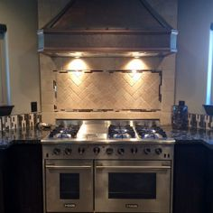 A Beautiful New Range Hood Has The Power To Completely Transform Any Kitchen!  At Copper