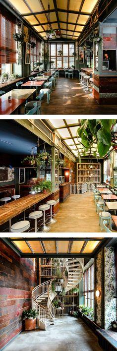 House of Small Wonder – Ein Stück New York in Berlin: Frühstück, Brunch und leckerer Lunch in einzigartigem Interieur | www.cremeguides.com