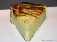 Clafoutis aux pommes & lait de coco Lolo et sa Tambouille Cuisine Diverse, Thermomix Desserts, Coconut Milk, Cheesecake, Deserts, Gluten, Cooking Recipes, Pudding, Tasty