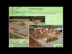 TV Ecolaria: Passo a passo mão de obra de construção com tijolo ecológico