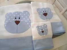toalha de boca para bebe - Pesquisa Google | PATCHWORK | Pinterest | Bebe, Towel Set and Google