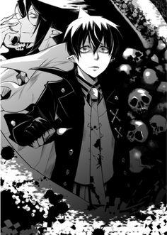 Ao No Exorcist, Amaimon and Mephisto