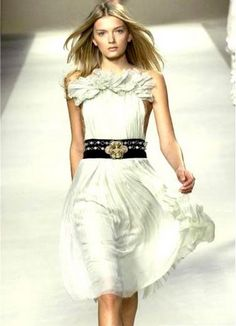 Stunning dress. Silk dress!