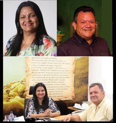 Deputada Telma Rufino e o empresário. Foto: internet/reprodução.     Um famoso…