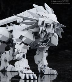 [ZOIDS] 1/100 MURASAME LIGER Upcoming Action Figure by Kotobukiya. Official Photo Preview, Info Release http://www.gunjap.net/site/?p=247089