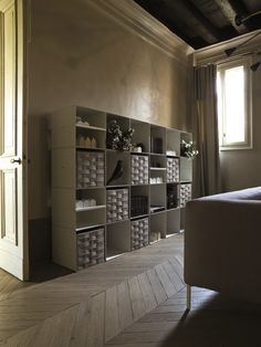 Small Tables, Shelving, Divider, Room, Furniture, Design, Home Decor, Shelves, Bedroom