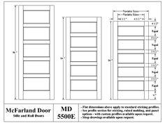 McFarland Door Product Gallery | Lasso Trail | Pinterest | Galleries Doors and Products  sc 1 st  Pinterest & McFarland Door Product Gallery | Lasso Trail | Pinterest ... pezcame.com