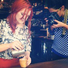 Recent latte art photo shoot for Artful Dodger Coffee Co. Prahran.