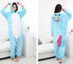48047641d7 Animal Costume Pajamas Sleepwear For Teens And Adults Unicorn