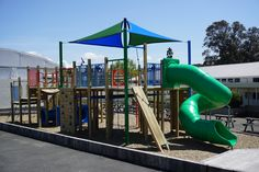 Inclusive school playground Auckland, New Zealand Primary School, Auckland, 30 Years, Childcare, Playground, New Zealand, Park, Design, Children Playground
