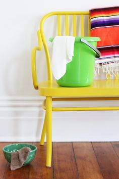 How To Wash Walls