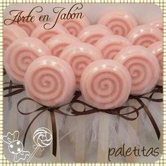Baby shower recuerdos en Jabón de glicerina. Enviamos a todo México visitanos en fanpage Facebook  SOUVENIRSDEJABON 3141419897