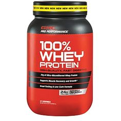 65162b246 GNC Pro Performance® 100% Whey Protein – Naturally Unflavored - GNC PRO  PERFORMANCE -