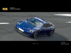 2020 Porsche Taycan Turbo S has come to 'Gran Turismo Sport'. It appears it is only available in the Turbo S trim, which produces 750 horsepower and 774 poun. Porsche Taycan, Turbo S, Vehicles, Car, Youtube, Sports, Hs Sports, Automobile, Rolling Stock