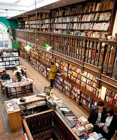 Londons 12 Best Indie Bookshops—Wander In, Lose Yourself