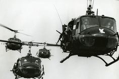 Vietnam War Radio Chatter- Gunship Taking Fire Bell Helicopter, Military Helicopter, Military Jets, Military Aircraft, Military Uniforms, Vietnam War Photos, Vietnam Veterans, F4 Phantom, American War
