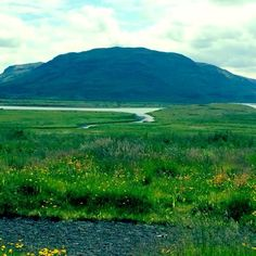 This is #Iceland during summer time. It's beautiful and this #veedeo shows why