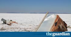 What was once the country's second largest lake is now a salt flat and the vanishing waters are taking an indigenous community's way of life with them