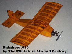 balsa rc airplane kits