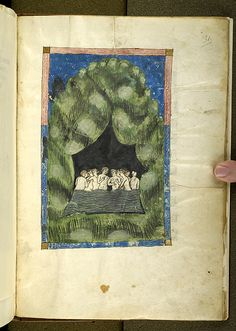 De balneis Puteolanis, MS G.74 fol. 31r - Images from Medieval and Renaissance Manuscripts - The Morgan Library & Museum