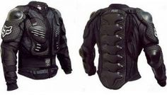 Fox Riding Gear Body Armor Jacket For Bike Driving