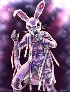 Rabbit Mask [The Masked Singer] by Sparkleee-Sprinkle on DeviantArt Amazing Drawings, Amazing Art, Art Drawings, Pictures Of Queen Elizabeth, Peacock Mask, Rabbit Costume, M Anime, Masks Art, Movies And Tv Shows